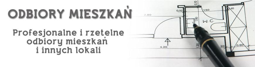 Odbiory mieszkań Warszawa i okolice